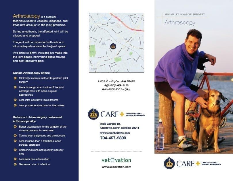 Arthroscopy Brochure